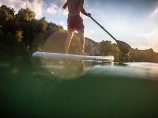 Paddle électrique