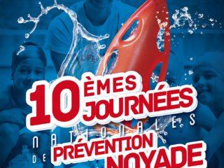 Journées nationales de prévention de la noyade