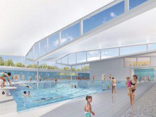 Viroflay : la future piscine sera réalisée par GCC Immobilier pour le compte d'Opalia