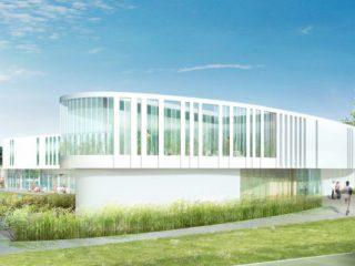 Nouvel équipement : Centre Aquatique de Saint-Genis-Pouilly