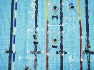 À Clichy, des caméras intelligentes pour veiller au respect des distances dans les piscines